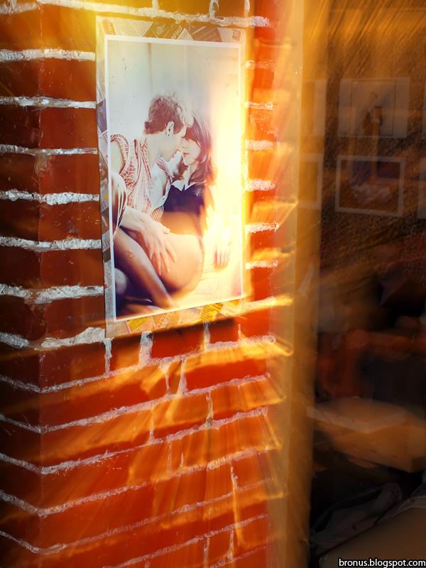 Zdjęcie prezentowane na wystawie POZOR!7 w Bielskim klubie Arythmia.